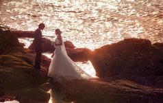 秀摄影风格—唯美海景夕阳
