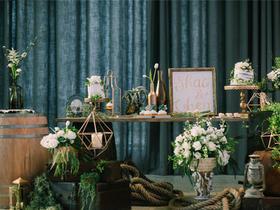 《Venus》室内复古森系婚礼套餐