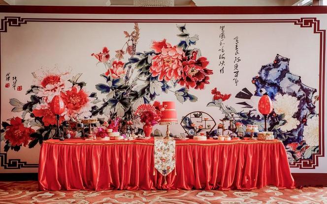 汇爱婚礼——新中式婚礼《鸾凤和鸣》