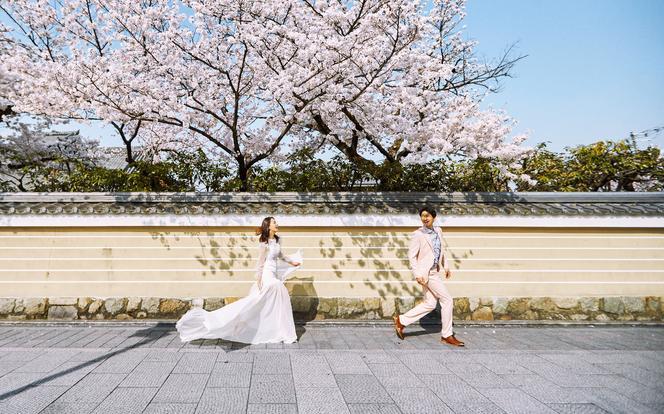 日本旅拍精品套餐丨京都奈良+专车出行+精修60张