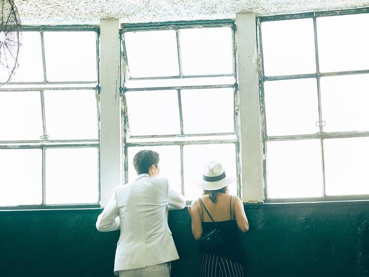【进部摄影】全新风格 时尚游艇婚纱照