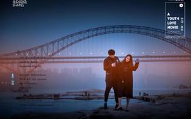 【8K拉精致摄影】韩通 &李紫薇|朝天门大桥