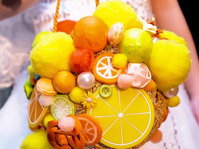 【TBO 婚礼策划】橙意 | 森系