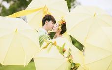 厦门独家记忆婚纱摄影--客片欣赏