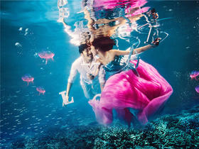 【盛源生活广场】维也妠国际婚纱摄影 仅售4988