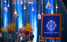 【忆江南】《蓝色的梦》主题婚礼