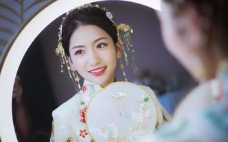 【慕沐造型】全程新娘跟妆——创始人梅子+助理