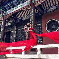 【幸福纪】全新中国风|经典套系—晴川阁