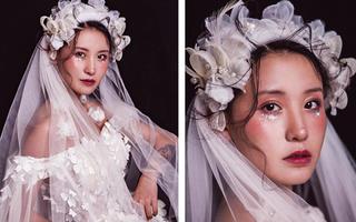 幸福婚嫁 礼服造型