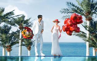 【爱尚新娘婚纱摄】海景基地 一对一全程 高端拍摄
