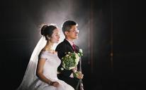 总监单机位婚礼摄影 原片500精修50