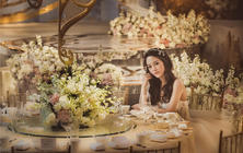 【天空之城】唯美浪漫欧式主题婚礼—好百年婚礼中心
