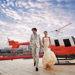 苏州小外滩性感欧式建筑婚纱照