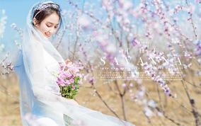 【圣蒂娅婚纱】2018人气套系,在梦幻世界说爱你