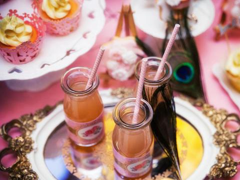 「风格改造」中式宴会厅改造粉粉甜蜜洋气西式风