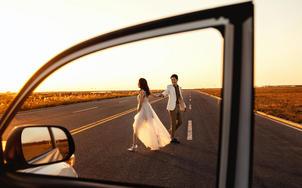 拍婚纱照,咱只和摄影师聊,满意了,马上约拍
