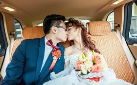 【美一点】幸福新娘,甜美嫁纱