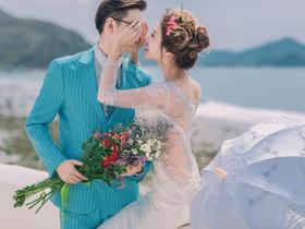 唯美婚纱照 大小洞天➕海棠湾酒店➕三亚湾3天拍摄