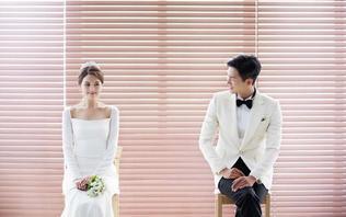 【好评如潮】经典韩式婚纱照 5服5造