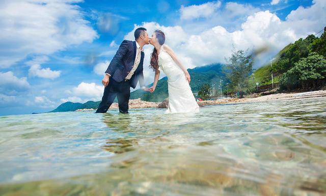 玛莎莉莉#旅游婚纱摄影##深圳婚纱摄影#客照分享