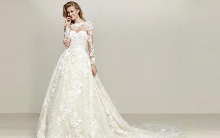 AYA顶级奢华婚纱礼服套餐八件套