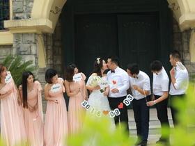 【吆柒婚礼跟拍】 总监17+首席 双机位