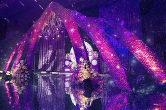 【紫色星空】资深主持+专业流程策划+督导+DJ