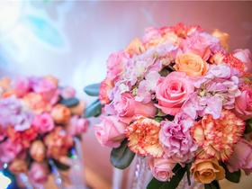 皇嘉主意-海贼王鲜花主题婚礼(含四大金刚)