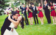 早恋未必是坏事,一场正能量的终成眷属-天津婚礼