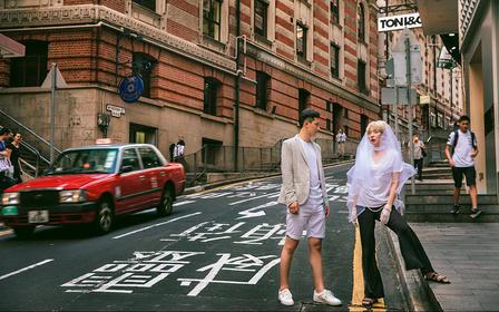香港旅拍 12888(裸拍价)