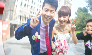 W & S hangzhou wedding
