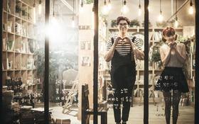 叁时视觉  厦门旅拍  复古韩式内景