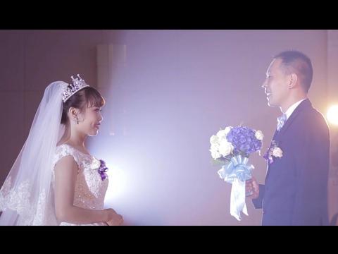 【婚礼摄像• 双机档】光和映像丨全天跟摄