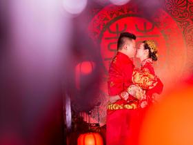 【初瞳映画】婚礼跟拍双机位摄影--高端专家档