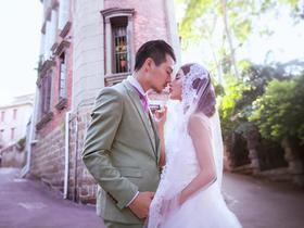 唯美婚纱摄影风——爱的私语