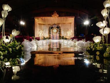 【清新婚礼风】我们的爱洁白无瑕。