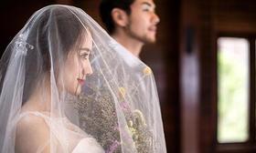 三亚APPLE视觉婚纱摄影 非诚勿扰2 欧式教堂