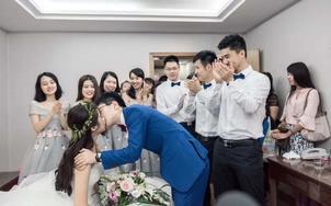 【故事婚礼】婚纱三件套+全程跟妆+跟拍+跟摄
