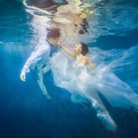 【沐摄影】轻奢系列 私人定制 水下摄影