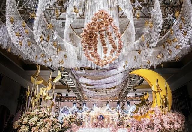 皇室婚典-浪漫公主风主题婚礼