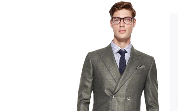 100%纯羊毛 | 110s 定制西服三件套