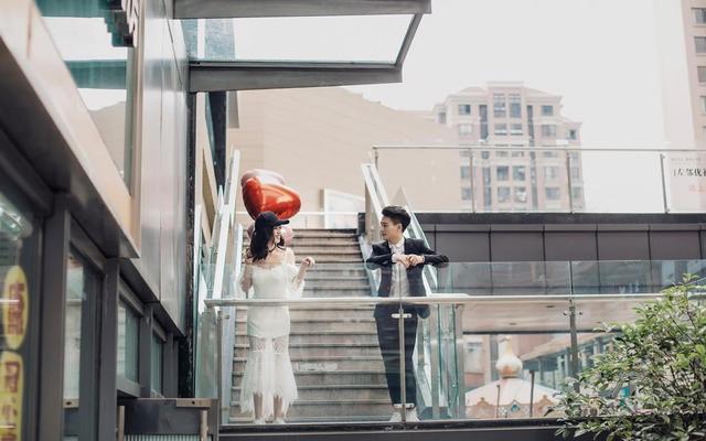 玛奇朵婚纱摄影《时尚潮拍》