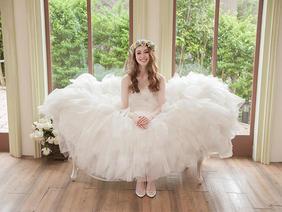 台湾设计师婚纱4件套