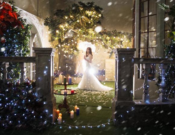 「Miss Luna」超值韩式系列婚纱照