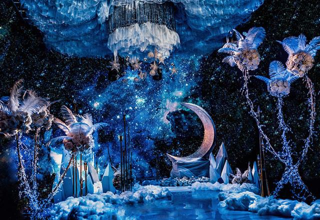 【同心缘-17周年】《starry》星空主题