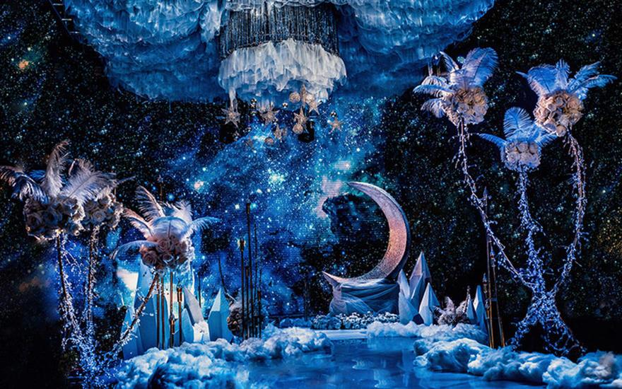 【同心缘-18周年】《starry》星空主题