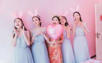 【光影he故事】河南郑州婚礼跟拍双机位-总监级