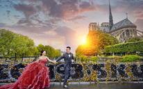 欧洲婚纱拍摄