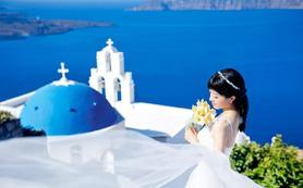 帕菲魔门环球旅拍『希腊』婚纱摄影B套系
