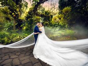 厦门叁时视觉定制旅拍婚纱照